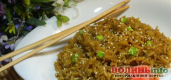 Постимо смачно: смажений рис по-азійськи