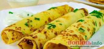 Постимо смачно: тонкі та ситні картопляні млинці