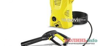 Мийки високого тиску — корисний в побуті агрегат