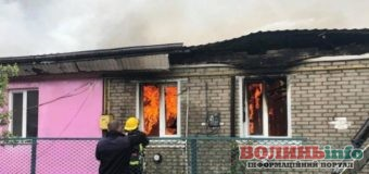 Пожежа у Рожищенському гуртожитку: 11 сімей лишилися житла і будуть вдячні за допомогу від небайдужих