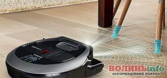 Робот пылесос Samsung POWERbot: уборка в доме теперь не проблема