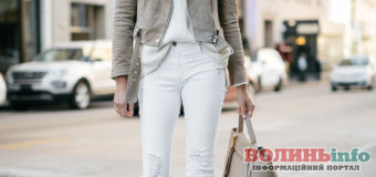 Білі джинси літо 2020: в моді джинси з 60-х і рвані джинси