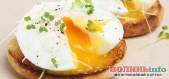 Готуємо ідеальне яйце пашот – смачний сніданок