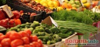 Два ярмарки сільськогосподарської продукції працюватимуть у Луцьку