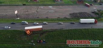 На Рівненщині у ДТП загинули Волиняни, водія вантажівки затримали