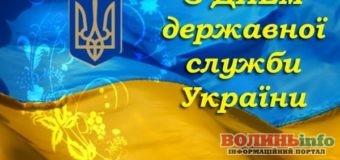 День державної служби – привітання до свята