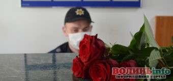 Рожищенський районний суд перейшов під охорону співробітників територіального управління Служби судової охорони у Волинській області