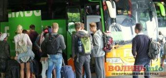 Україна дозволила автобуси на Польщу