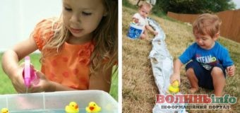 Чим зайняти дитину на дачі: 18 ідей для ігор і виробів