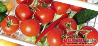 Вчені дослідили, як впливає на помідори холодильник