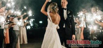 Перший весільний танець: українські та зарубіжні пісні 2020