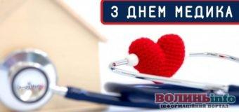 День медичного працівника – вітання медика з професійним святом