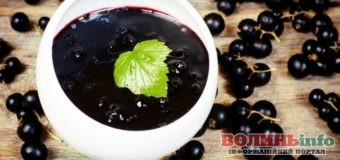 Смородиновий джем на зиму: легкий та смачний рецепт