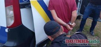 «Я заклав бомбу» – волинські поліцейські викрили псевдомінера