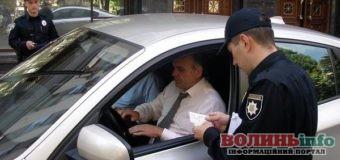 Поліцейським дозволили зупиняти водії без причини