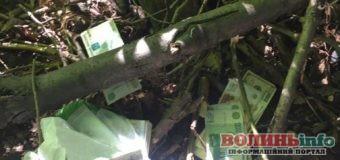 Пакет на мільйон: у Нововолинську пограбували валютчика. Грабіжників спіймали
