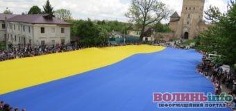 У Луцьку відзначать 29-ту річницю Незалежності України та День Державного Прапора України