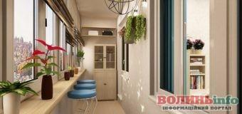 Расширяем жизненное пространство при помощи балкона