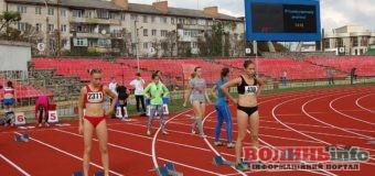 Луцьк спортивний: змаганням з легкої атлетики бути