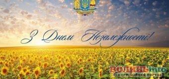 День Незалежності України 2020 – картинки та листівки до свята