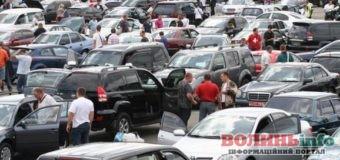 Які вживані автомобілі українці купують найчастіше