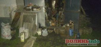 У Турійському районі під час обшуку вилучили боєприпаси