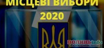 Увага! у Луцьку перенесено центри для голосування.