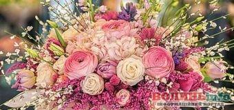 Яскраві квіти з доставкою в Луцьку в коробках – зручно, швидко та недорого