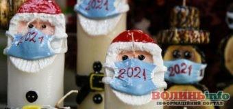 «Під ялинку»: двотижневий локдаун та відмова від масових заходів на новорічні свята
