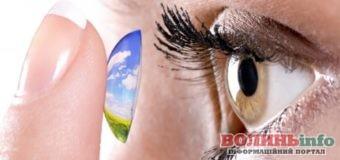 Що потрібно знати про використання контактних лінз