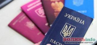 У Верховній Радіпропонують легалізувати в Україні подвійне громадянство