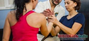 У Луцьку відновилися курси із самооборони для жінок