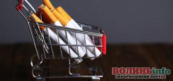 Продаж цигарок від 21 року збираються запровадити в Україні