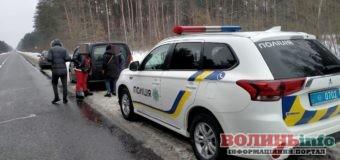 На Волині порушники намагалися відкупитися від поліцейських