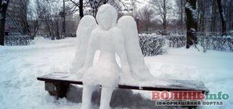 """Зимовий пленер """"Снігова скульптура"""" відбудеться 20 лютого"""