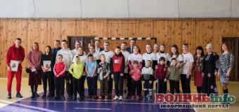 Parimatch Foundation провів в Луцьку інклюзивне тренування для дітей
