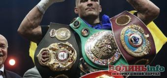 Олександр Усик розповів, де хоче провести чемпіонський бій в Україні