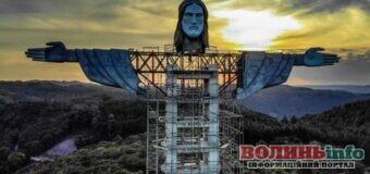 У Бразилії будують нову статую Христа