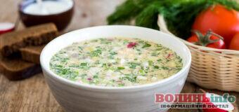 Як приготувати освіжаючий суп – окрошку
