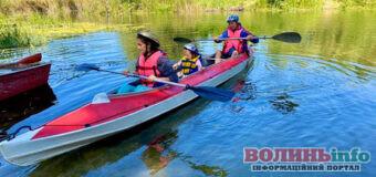 Активний відпочинок за містом для дітей та молоді –«День відкритої води» у с.Гаразджа