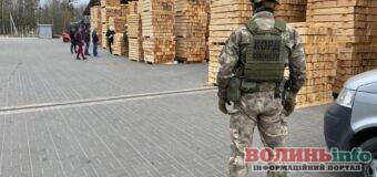 1200 м куб. незаконної лісодеревини вилучили на деревообробному підприємстві на Волині