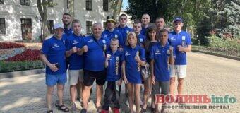 Волинські спортсмени представлятимуть Україну на Чемпіонаті світу з ММА