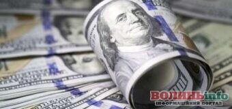 В Україні долари можна буде купувати за безготівковим розрахунком