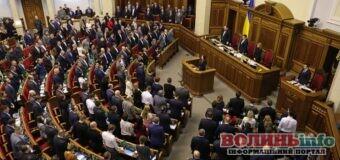 23 закони, 23% пропущених засідань та понад 3 години виступів: підсумок двох років роботи парламентарів з Волині