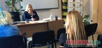 Представники Головного управління ДПС у Волинській області продовжують зустрічатися з майбутніми бізнесменами