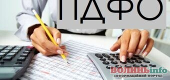 Із доходів волинян до бюджетів спрямовано 3,5 мільярда гривень податку на доходи фізичних осіб