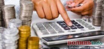 На Волині податкові надходження перевищили 8 мільярдів гривень