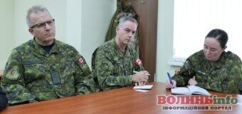 ЗСУ налагоджує співпрацю із збройними силами Канади
