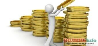 Волиняни з власних доходів сплатили понад 4 мільярди гривень ПДФО