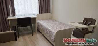 Як виглядає кризова кімната для осіб постраждалих від домашнього насильства та/або насильства за ознакою статі